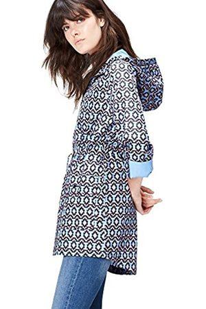 Women's Printed Pac A Mac Jacket