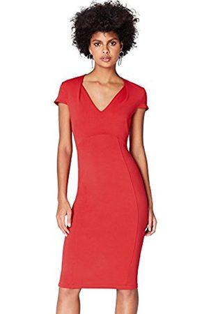 Women's Tuck Scuba Dress