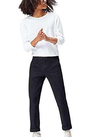 Men's Slim Chino Trousers with Pocket Detail