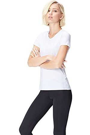 Women's Mesh Panel Workout Sport Shirt