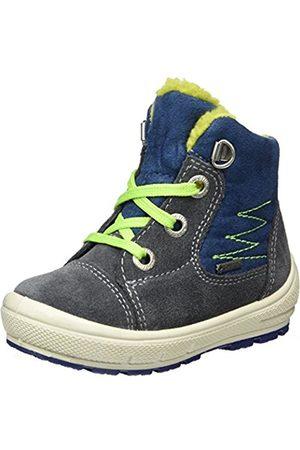 Superfit Boys' Groovy Snow Boots Grey Size: 7UK Child