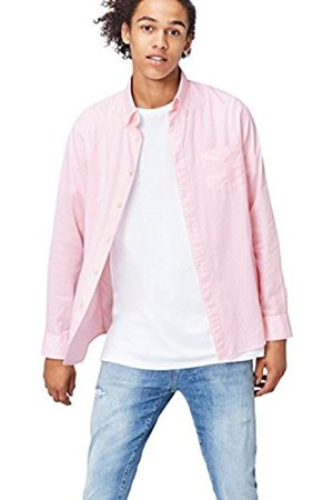 Men's Fine Stripe Cotton Regular Fit Shirt