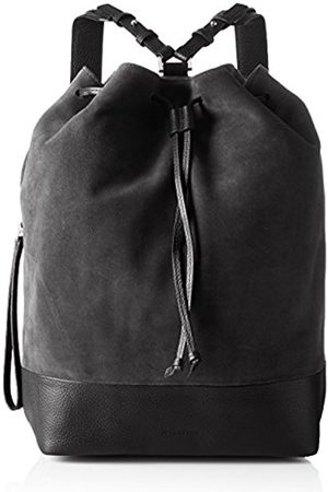 Royal RepubliQ Bucket Suede, Women's Backpack, Grau (Anthracite)