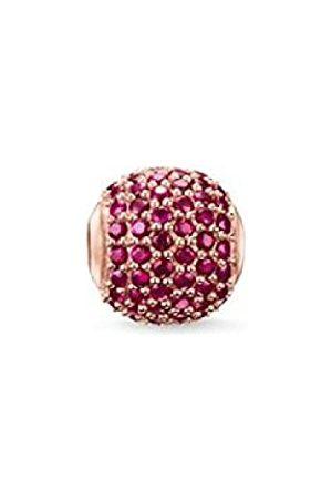 Thomas Sabo Women-Bead Karma Beads 925 Sterling silver synthetic corundum K0115-540-9