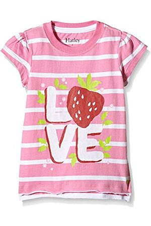 Hatley Girl's Strawberry Sundae Graphic T-Shirt