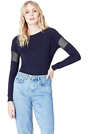Women's Mesh Lounge Long Sleeve Top