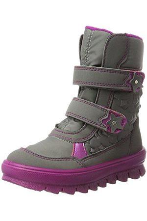 Superfit Girls' Flavia Snow Boots grey Size: 11UK Child