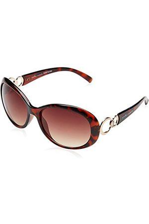 Carlo Monti Women's SCM112-242 Latina Oval Sunglasses