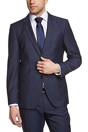 Strellson Premium Men's 11003386 / L-Rick Reverse Collar Long Sleeve Suit Jacket
