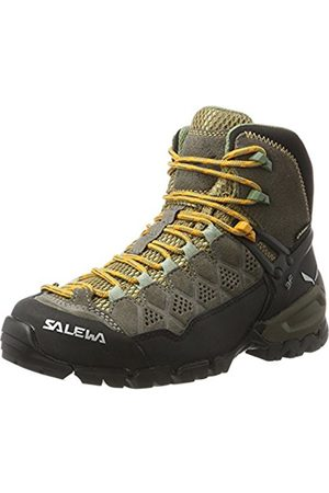Salewa Women's WS ALP Trainer Mid Gore-TEX High Rise Hiking Shoes