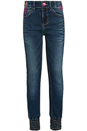 Desigual Girl's Printed Trousers - - 4 Years