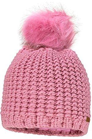 maximo Girl's Mütze Gefüttert, Pompon Hat