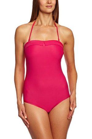 Panache Dolly Bandeau Women's Swimsuit Strawberry 34E