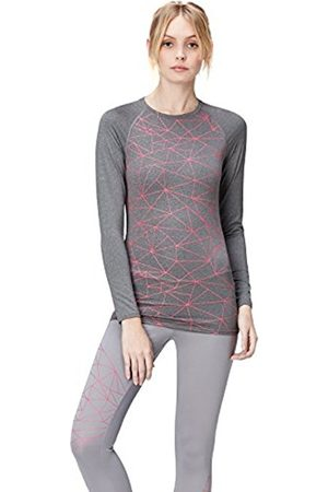 Women's Optic Print Sports Shirt