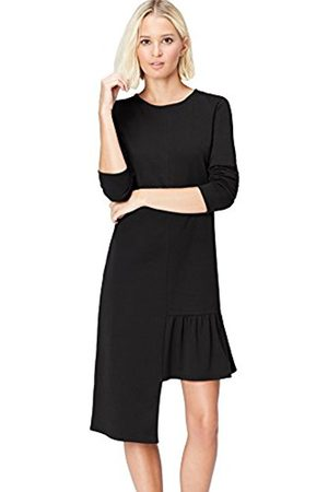 Women's Asymmetric Hem Dress