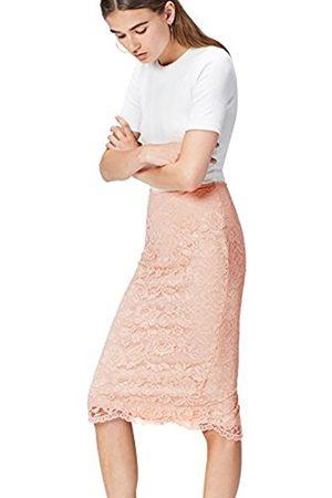 Women's Lace Pencil Skirt