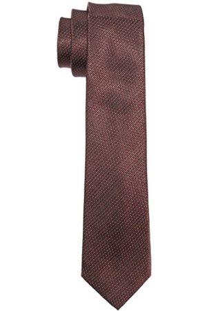 Seidensticker Schwarze Rose Men's Tie 6CM Necktie, -Rot (Rot 45)