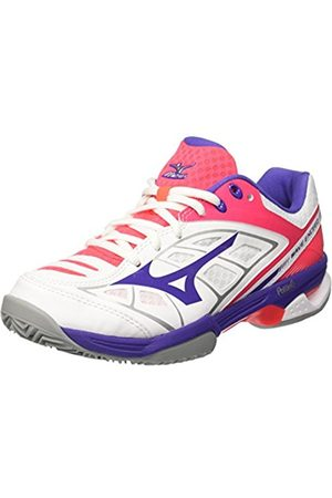Mizuno Women's Wave Exceed Cc (W) Tennis Shoes multicolour Size: 5.5