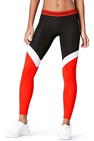Women's Colour Block Sports Tights