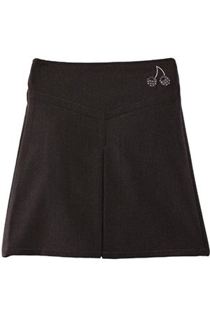 Trutex Junior Girl's Cherry Embroidery School Skirt