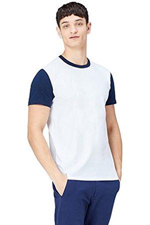 Men's Baseball Sleeve Crew Neck T-Shirt