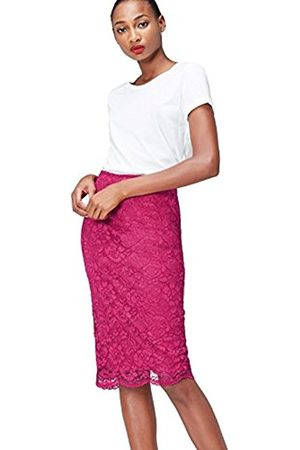Women's Lace Pencil Skirt
