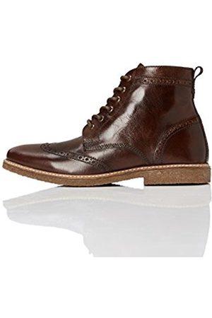 Men's Morrison Crepe Sole Brogue Classic Boots