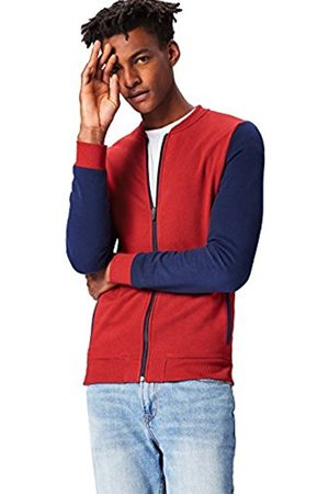 Men's Jersey Bomber Jacket
