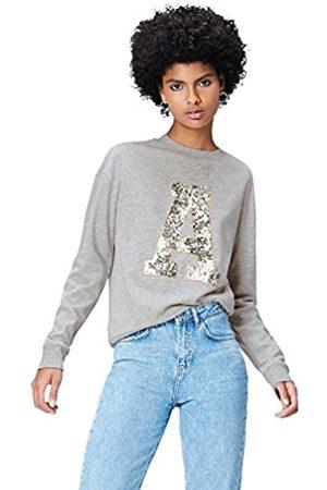 Women's Sequin Motif Sweatshirt