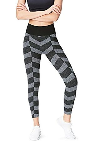 Women's Seamfree Chevron Sports Tights