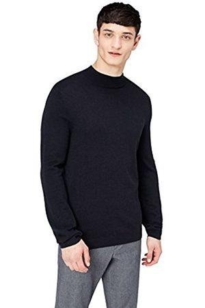 Men's Merino Wool Mix Turtleneck