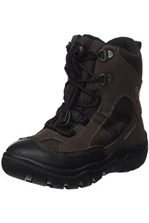 Geox Boys' J Clady B Wpf B Snow Boots