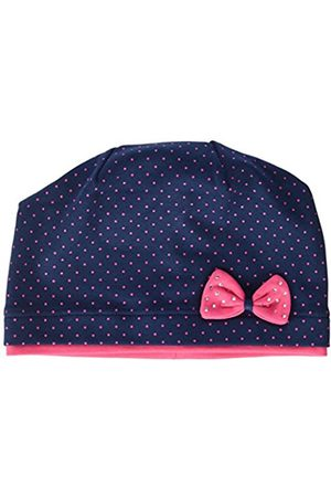 maximo Girl's Beanie mit Schleife Hat