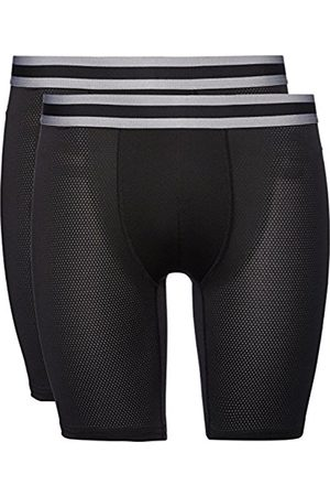 FIND Men's Sports Underwear with Mesh and Pouch, Pack of 2