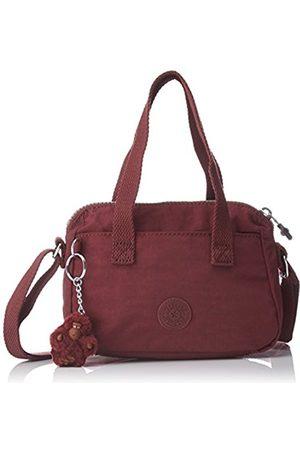 Kipling Leike, Women's Shoulder Bag, Rot (Crimson)