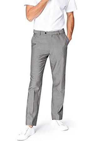 Men's Regular Fit Formal Trouser