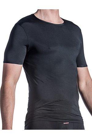 OLAF BENZ Men's RED1201 T-Shirt Vest, Schwarz ( 8000)