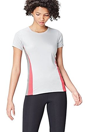 Women's Wave Print Sports T-Shirt
