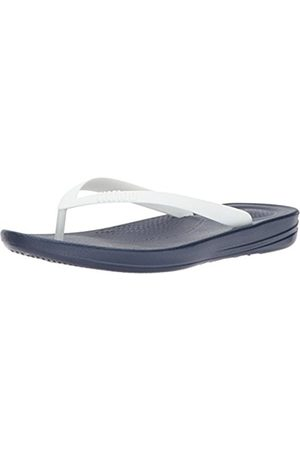 FitFlop Men's Iqushion Ergonomic Flip-Flops Closed Toe Sandals