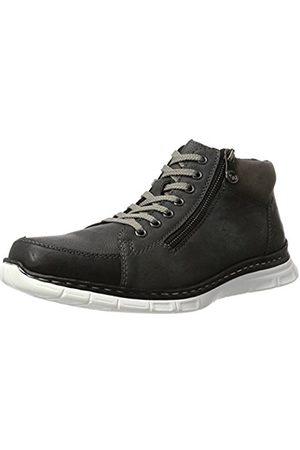 Rieker Men's B4824 Hi-Top Sneakers