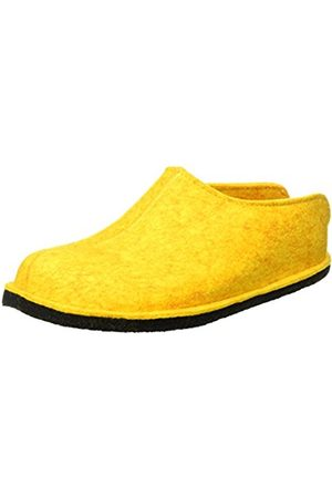 Haflinger Unisex Adults' Flair Smily Open Back Slippers