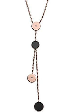 Skagen Women's Metallic Pendant Necklace SKJ1068791