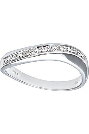 Naava Women's 9 ct Fancy Diamond Ring
