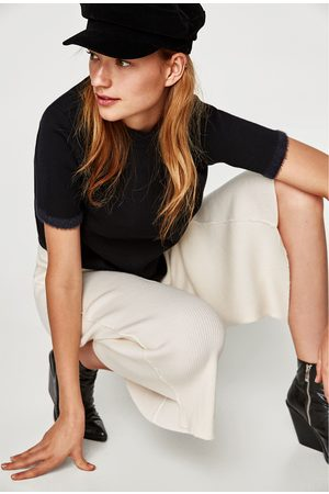 Zara CULOTTES WITH ASYMMETRIC HEM - Available in more colours