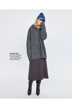 5ecda06dbb Zara midi-bodycon women's skirts, compare prices and buy online