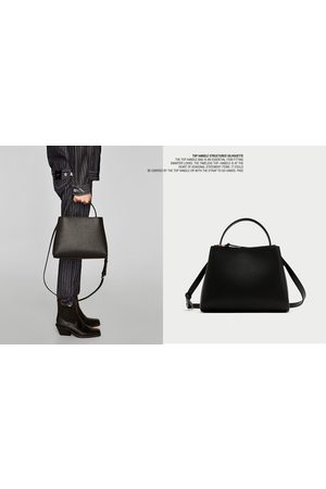 fc7eb42f8ca Zara collection zip women's bags, compare prices and buy online