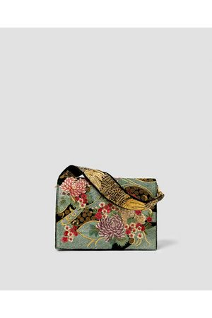 27ad7ccf1ef Zara embroidered women's bags, compare prices and buy online