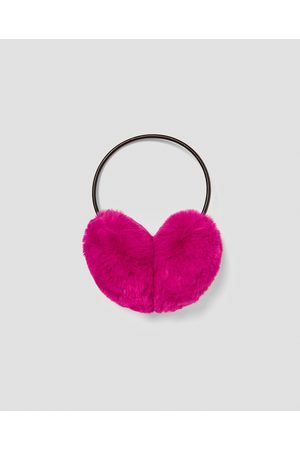 Zara FAUX FUR EAR MUFFS - Available in more colours
