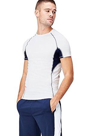 FIND Men's Active Contrast Sport Top