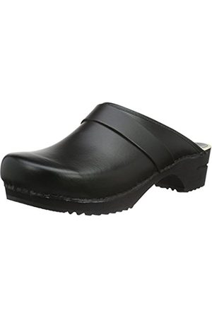 Sanita Men's Ralph Open Clogs, -Schwarz ( 2), 7-7